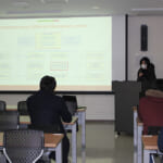 Research results presentation was held